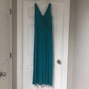 Maternity / Nursing Maxi Dress